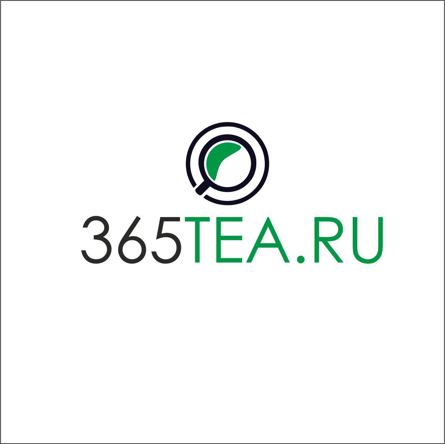 Логотип для 365tea.ru или 365TEA.RU - дизайнер diz-1ket