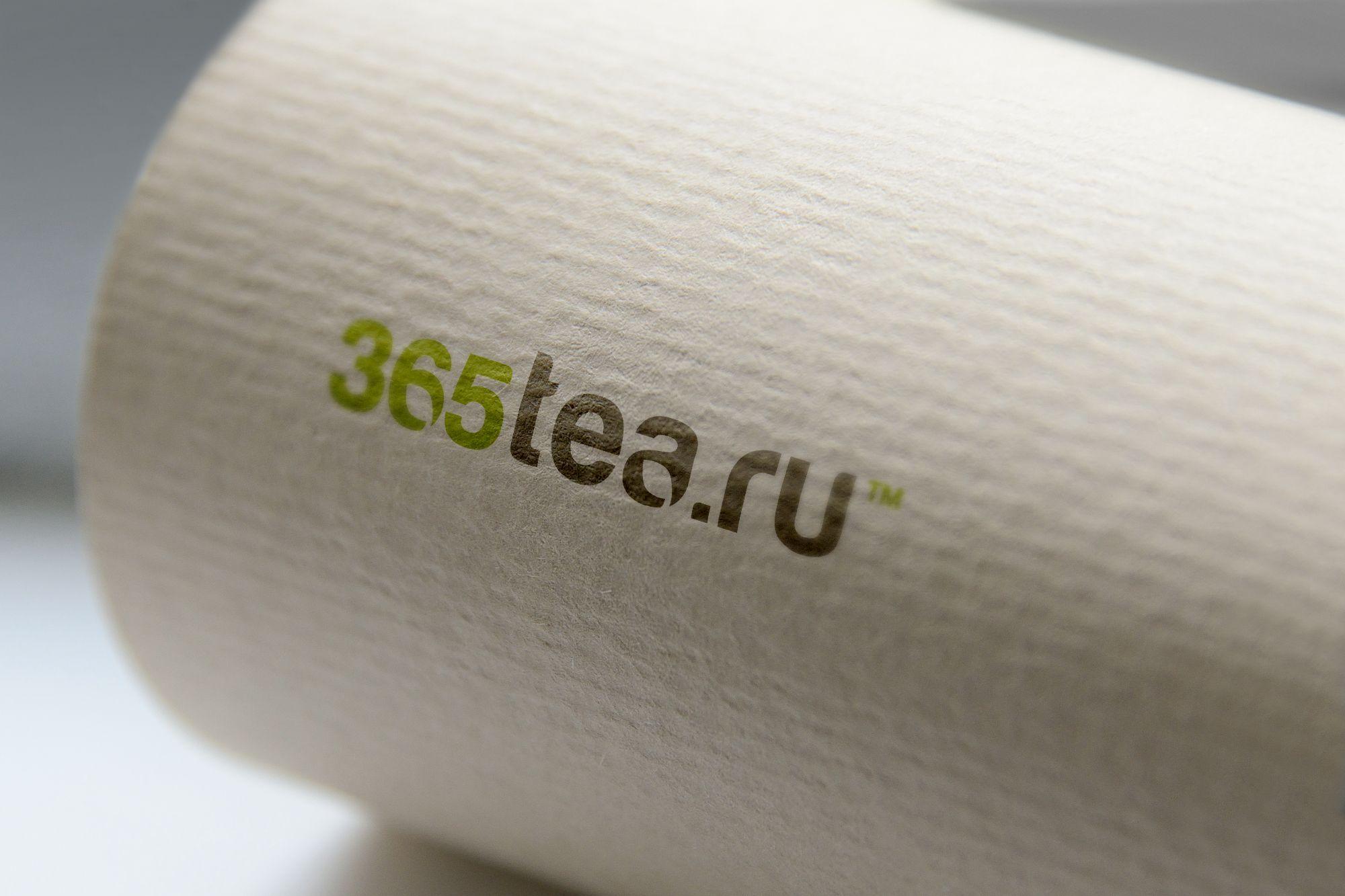 Логотип для 365tea.ru или 365TEA.RU - дизайнер peardesign