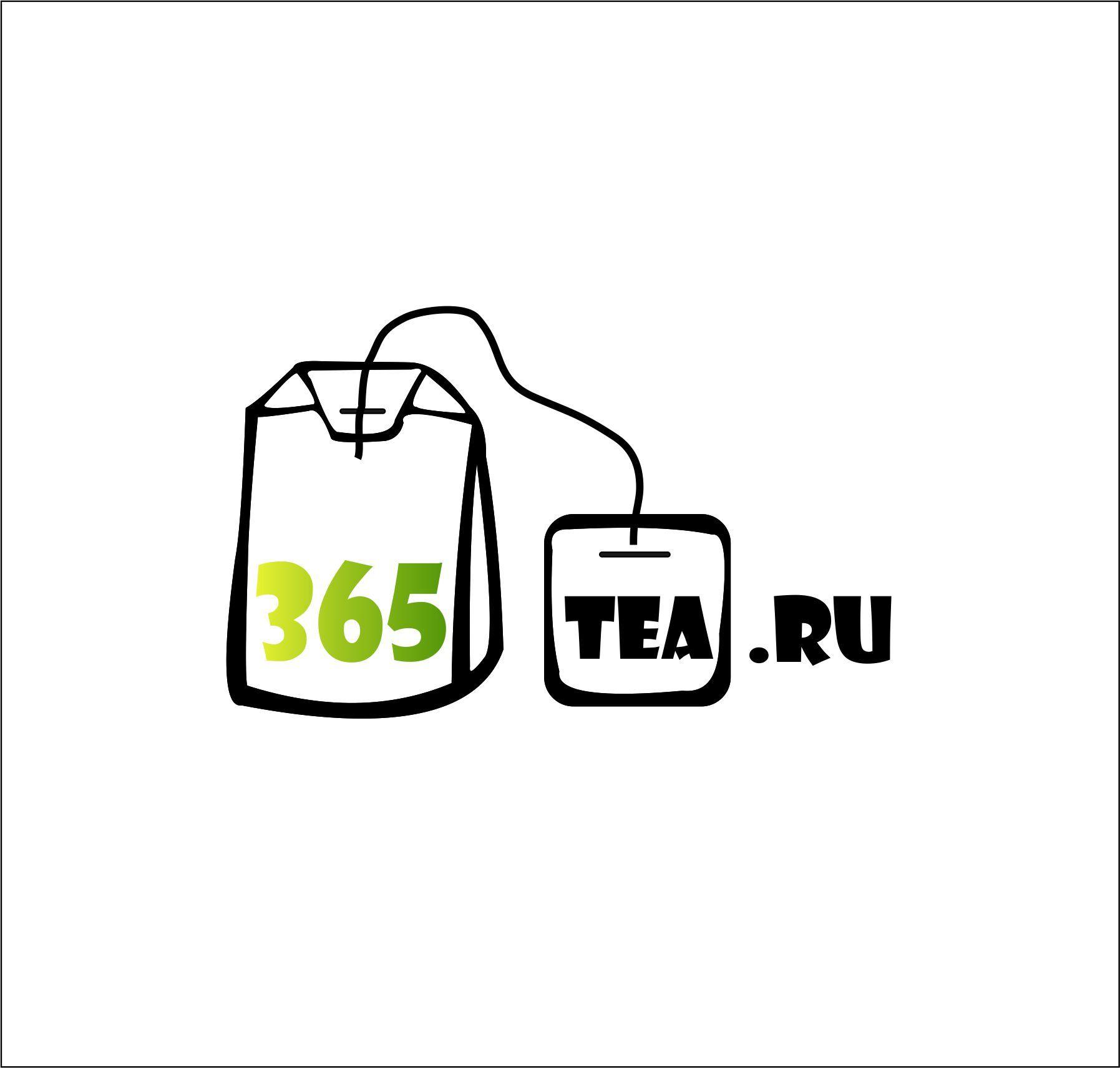 Логотип для 365tea.ru или 365TEA.RU - дизайнер denalena