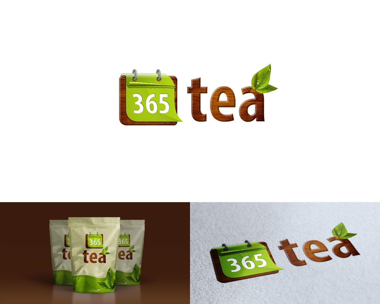 Логотип для 365tea.ru или 365TEA.RU - дизайнер lexusua