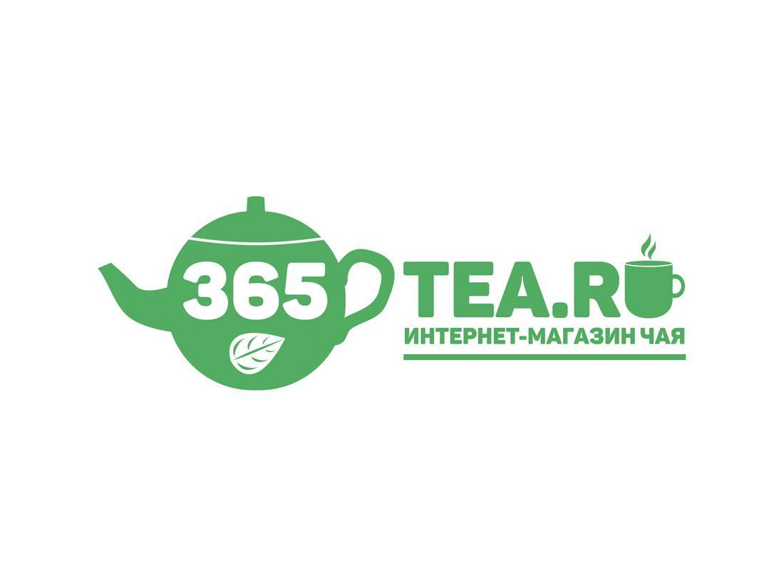 Логотип для 365tea.ru или 365TEA.RU - дизайнер purple_abyss