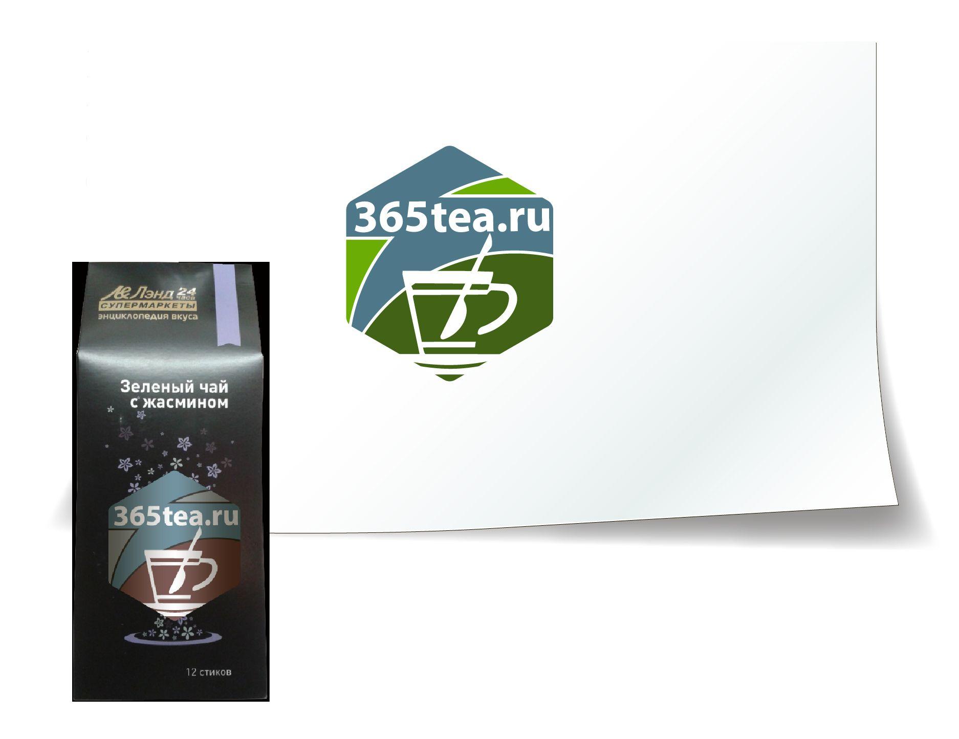 Логотип для 365tea.ru или 365TEA.RU - дизайнер Toor