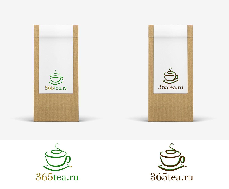 Логотип для 365tea.ru или 365TEA.RU - дизайнер Egorova_Sveta