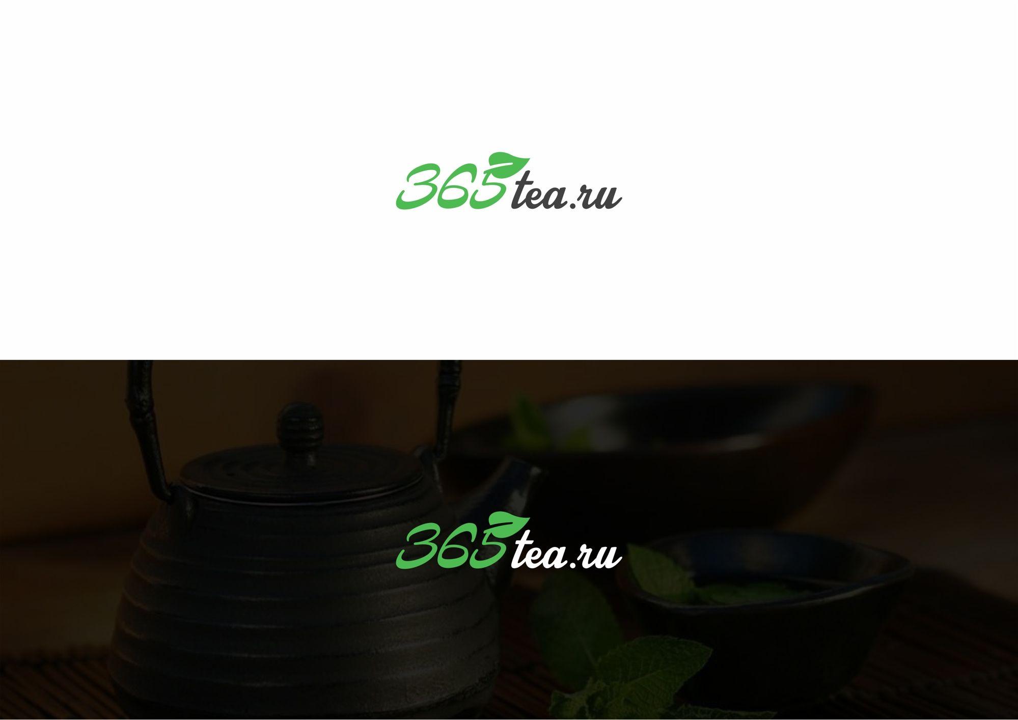 Логотип для 365tea.ru или 365TEA.RU - дизайнер rowan