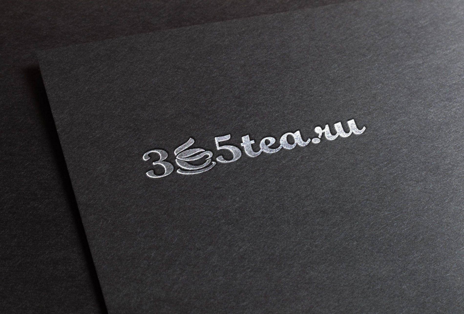 Логотип для 365tea.ru или 365TEA.RU - дизайнер georgian