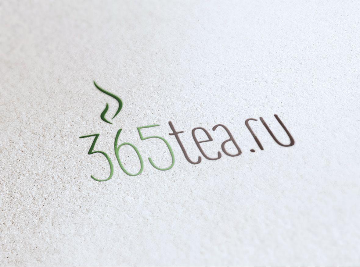 Логотип для 365tea.ru или 365TEA.RU - дизайнер Sunny-me