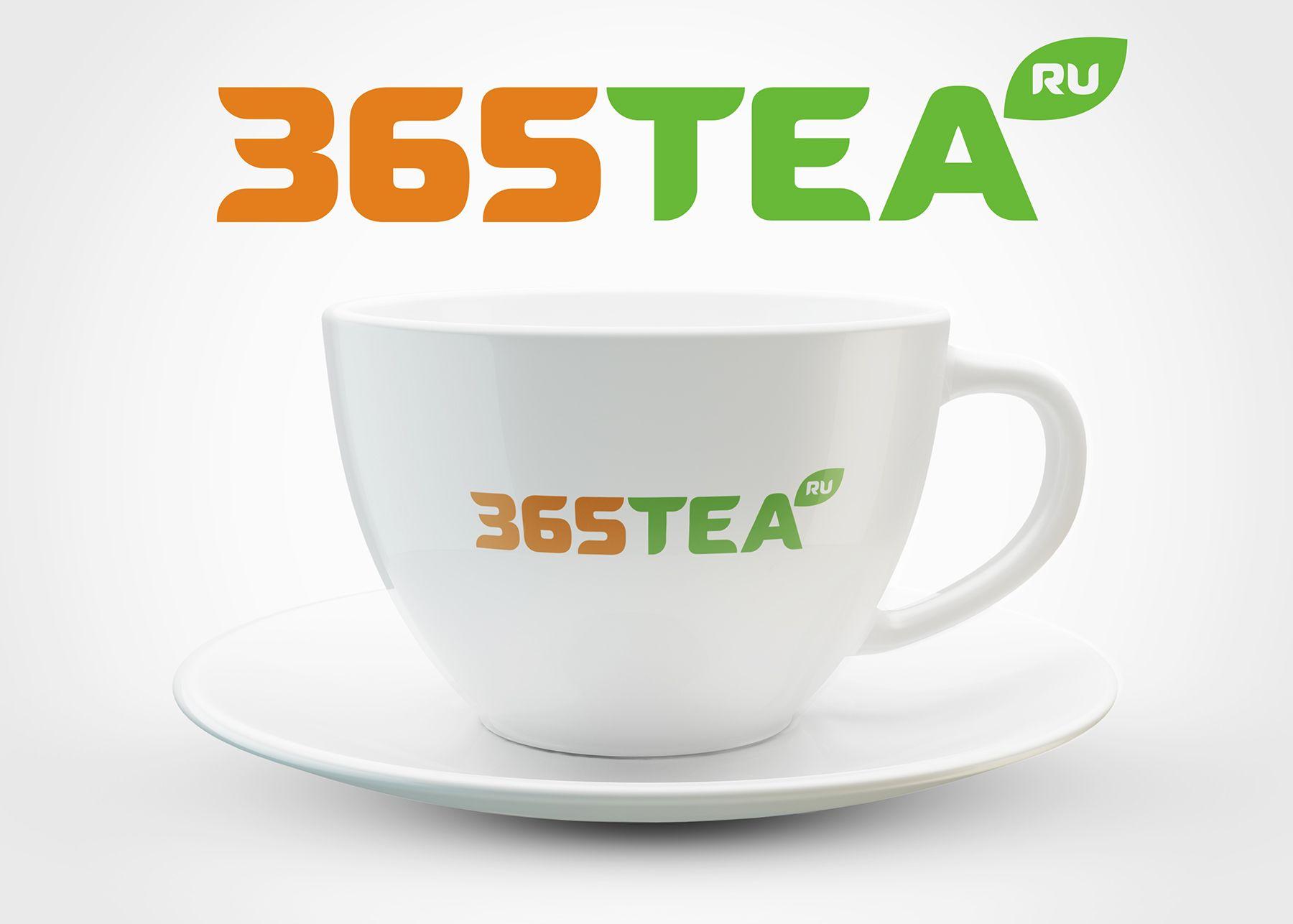 Логотип для 365tea.ru или 365TEA.RU - дизайнер Godknightdiz