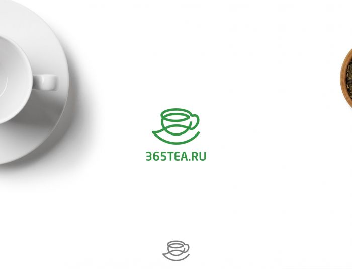 Логотип для 365tea.ru или 365TEA.RU - дизайнер drawmedead
