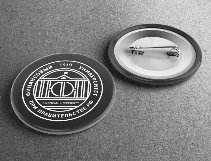 Лого и фирменный стиль для Финансовый университет при Правительстве РФ - дизайнер webgrafika