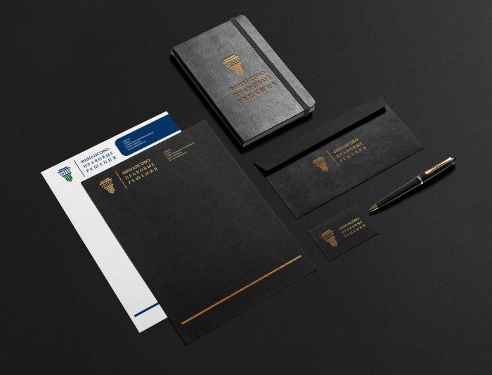 Лого и фирменный стиль для ФИНАНСОВО-ПРАВОВЫЕ РЕШЕНИЯ (сокращенно - ФПР) - дизайнер Tamara_V