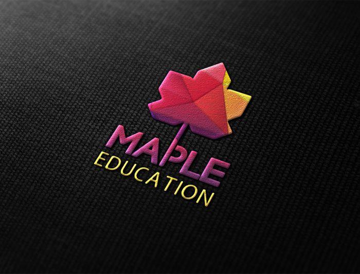 Лого и фирменный стиль для Mapledu , Maple Education - дизайнер funkielevis