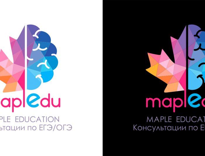 Лого и фирменный стиль для Mapledu , Maple Education - дизайнер fordizkon