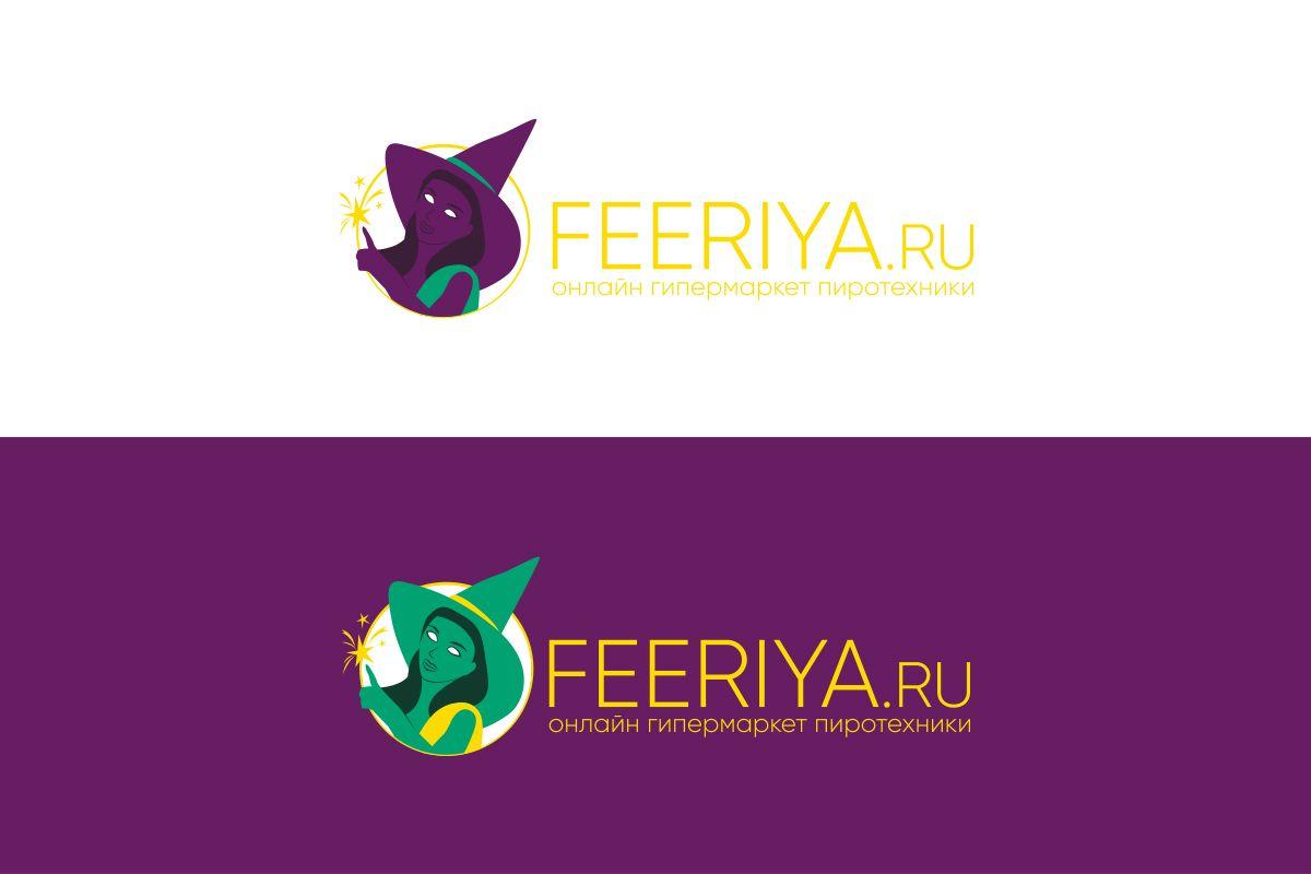 Логотип для feeriya.ru - дизайнер flaffi555