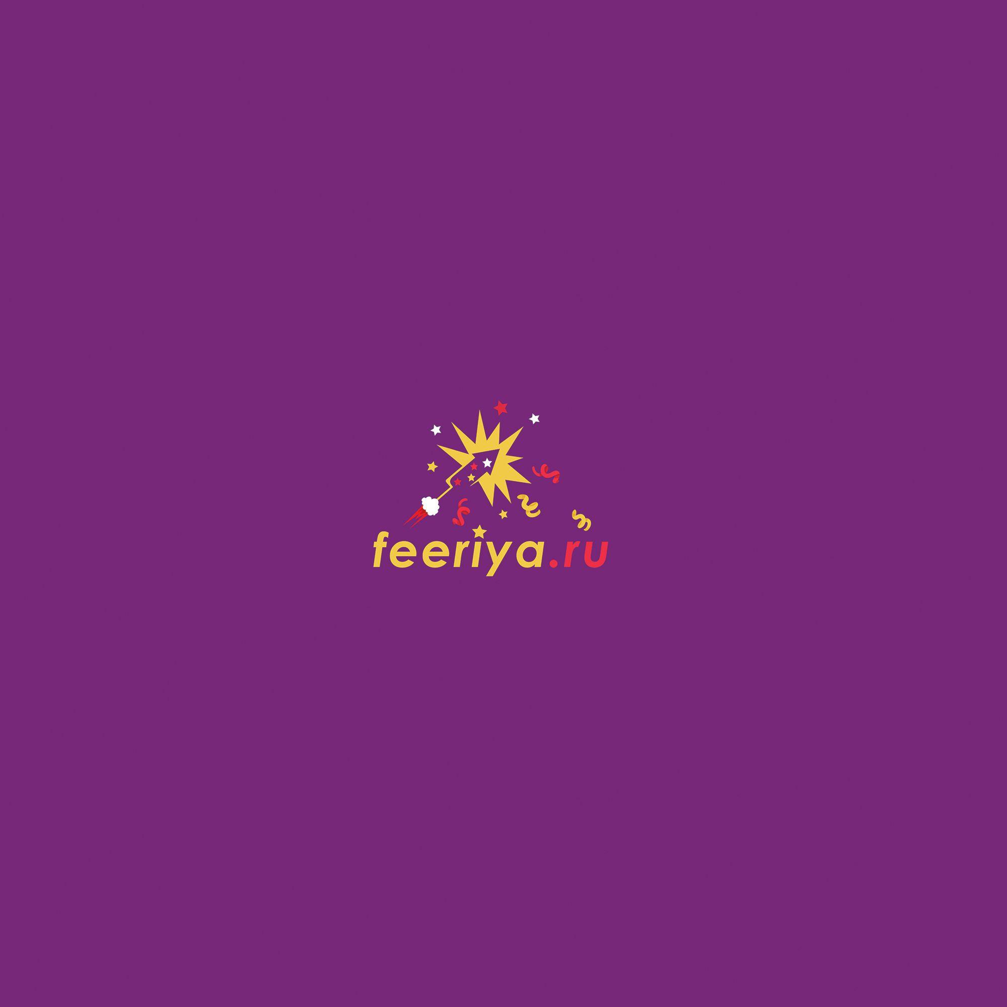 Логотип для feeriya.ru - дизайнер venera