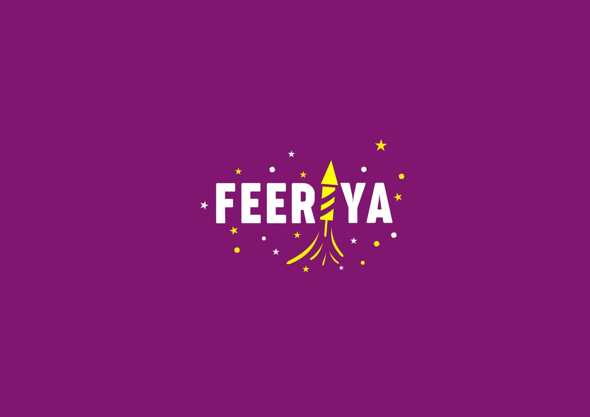 Логотип для feeriya.ru - дизайнер bodriq