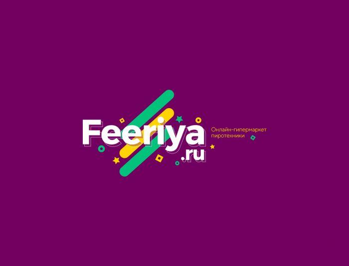 Логотип для feeriya.ru - дизайнер alittlecrazy666