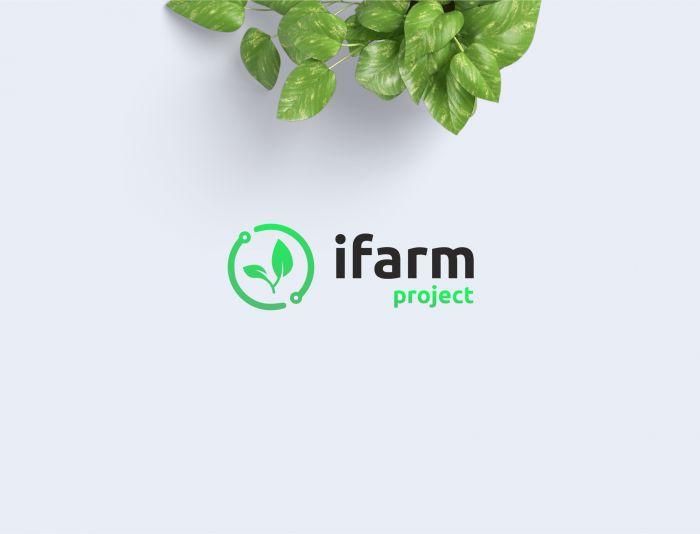 Логотип для iFarm - дизайнер ms_galleya