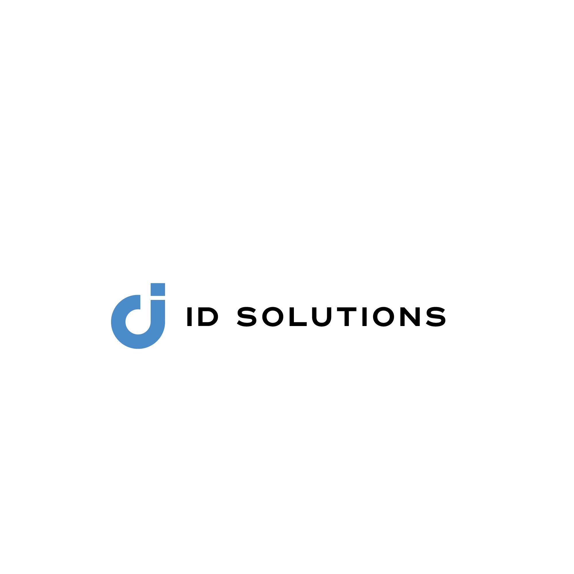 Лого и фирменный стиль для iD Solutions - дизайнер SmolinDenis