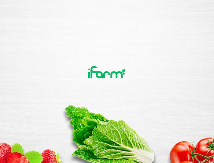 Логотип для iFarm - дизайнер Doroshko