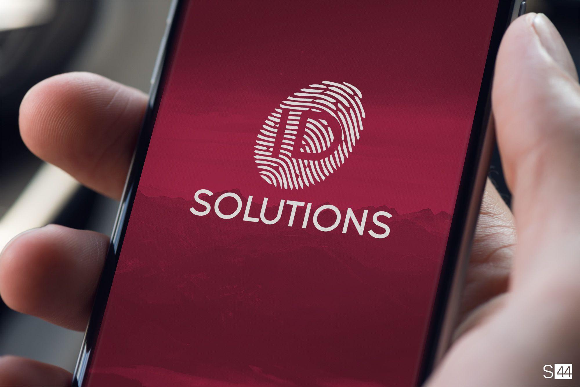 Лого и фирменный стиль для iD Solutions - дизайнер serz4868