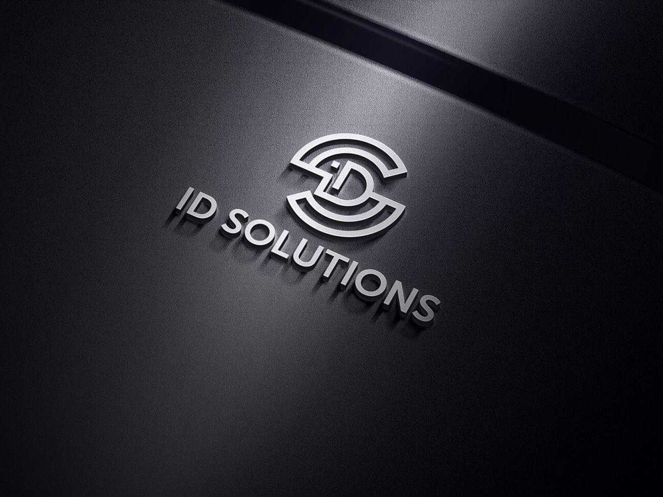 Лого и фирменный стиль для iD Solutions - дизайнер mz777