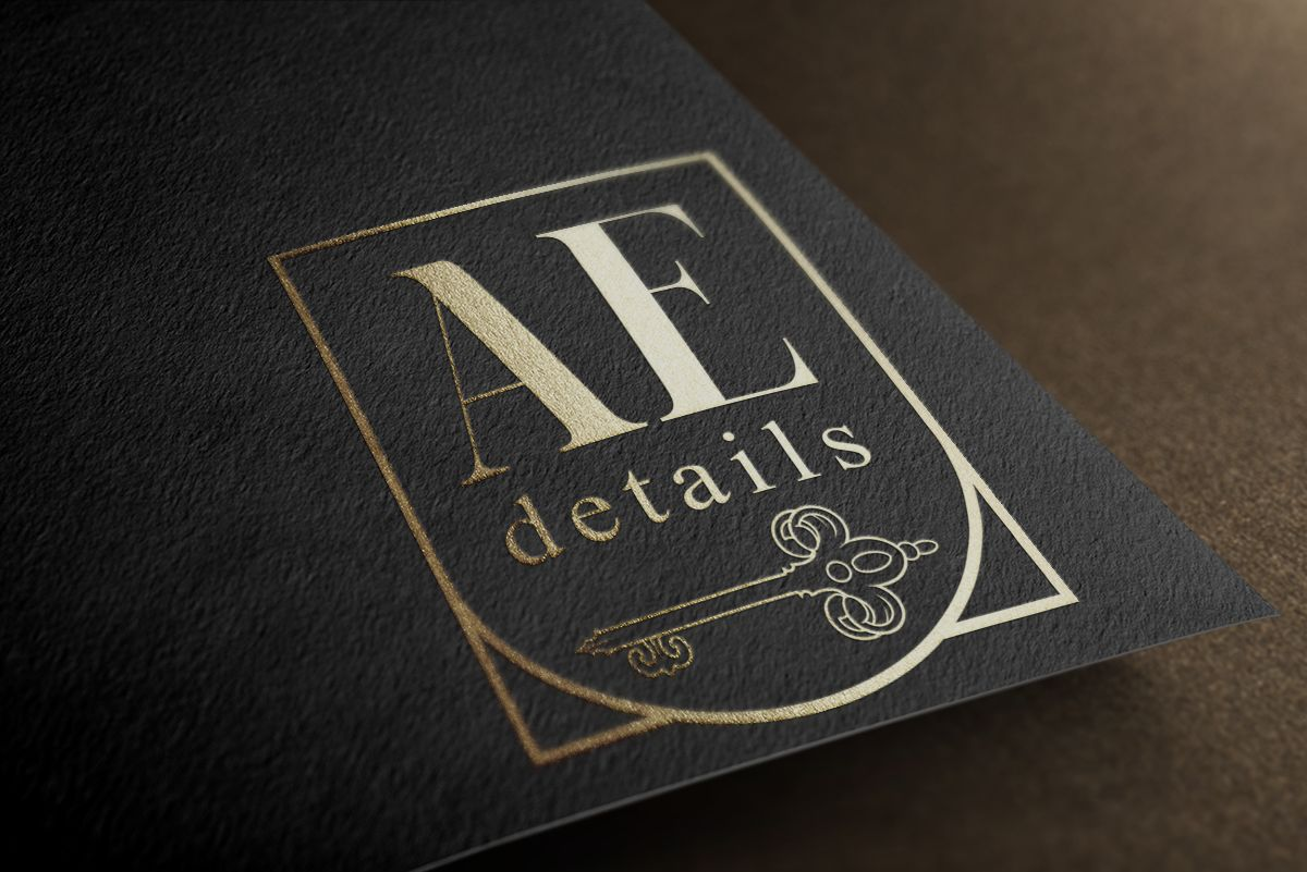 Брендбук для AE details - дизайнер shestpsov