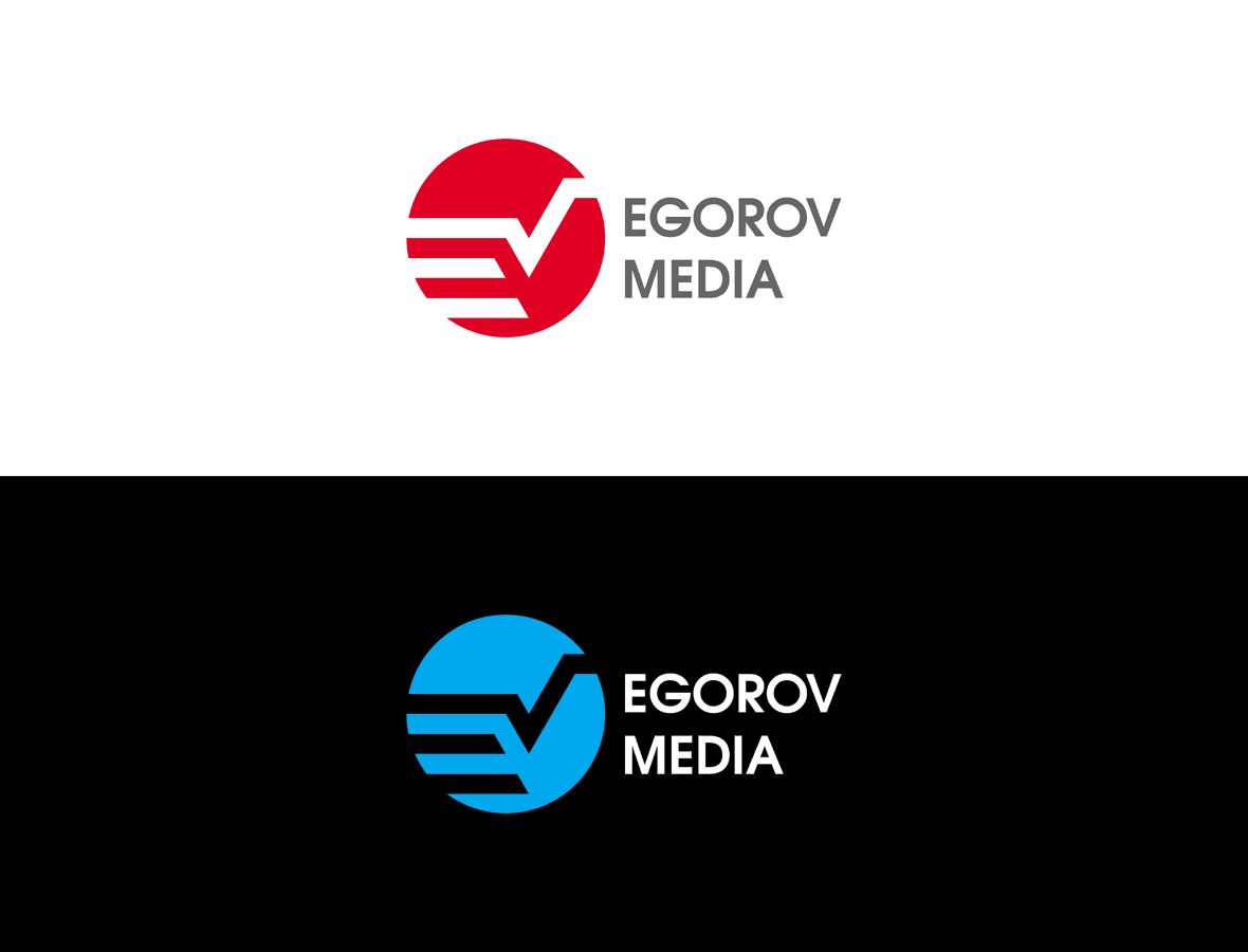Логотип для Egorov Media - дизайнер nolkovo