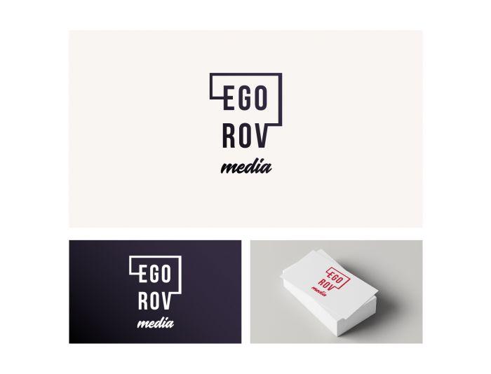 Логотип для Egorov Media - дизайнер alyarum