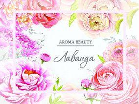 Этикетка для бренда Aroma Beauty  - дизайнер Manifest_ART103