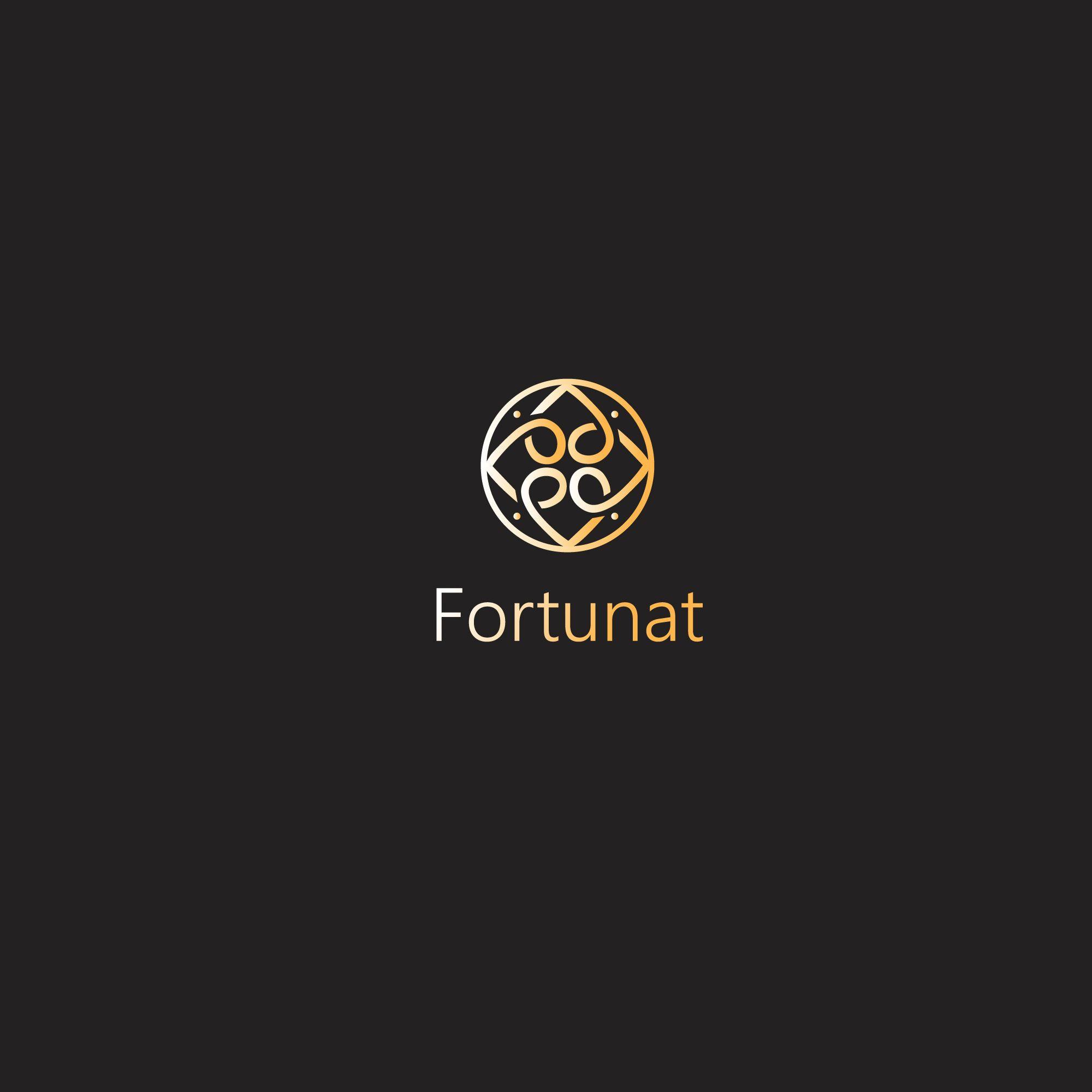 Логотип для Fortunat - дизайнер MashaHai