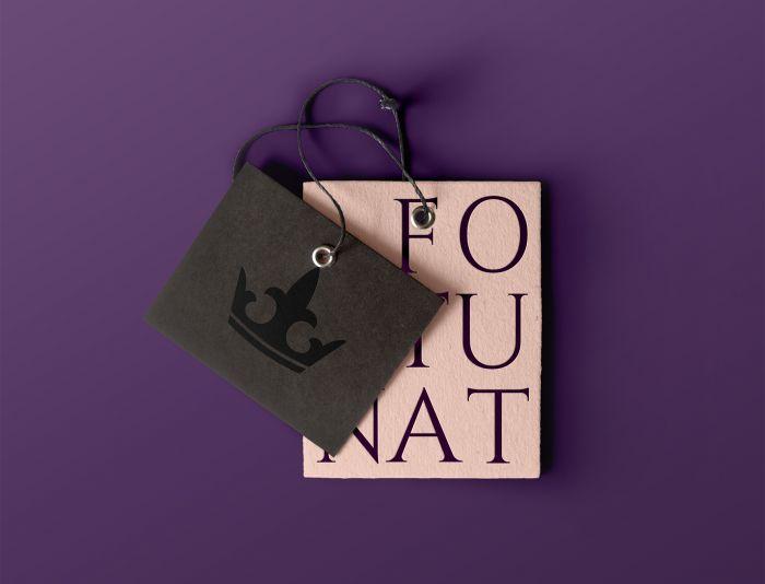 Логотип для Fortunat - дизайнер avoqado