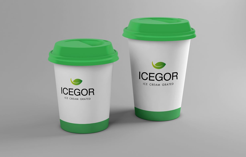 Логотип для IceGor; АйсГор. - дизайнер kokker