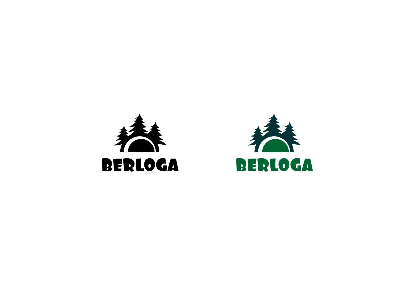 Логотип для Берлога / berloga space work &lounge - дизайнер sasha-plus