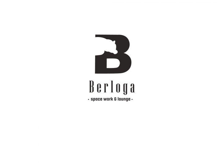 Логотип для Берлога / berloga space work &lounge - дизайнер MashaHai