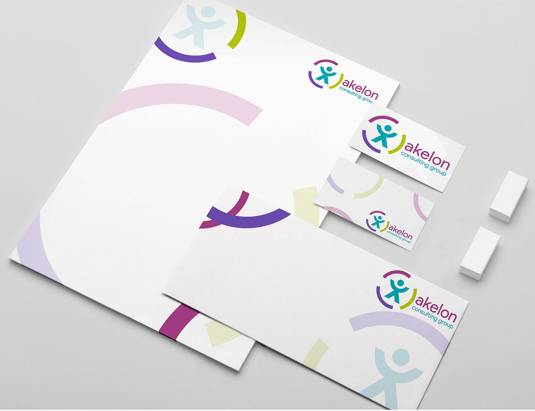 Лого и фирменный стиль для АКЕЛОН - дизайнер glushkova
