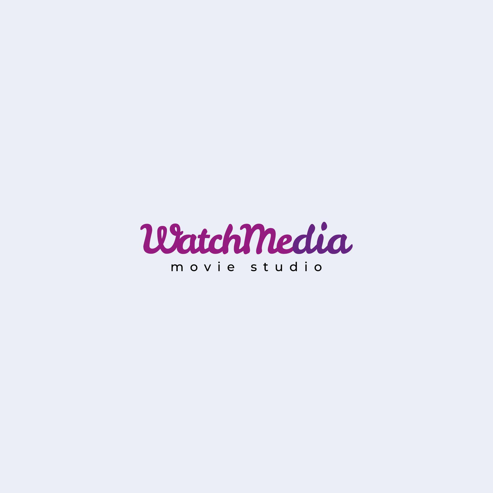 Логотип для WATCH MEdia - movie studio - дизайнер alpine-gold