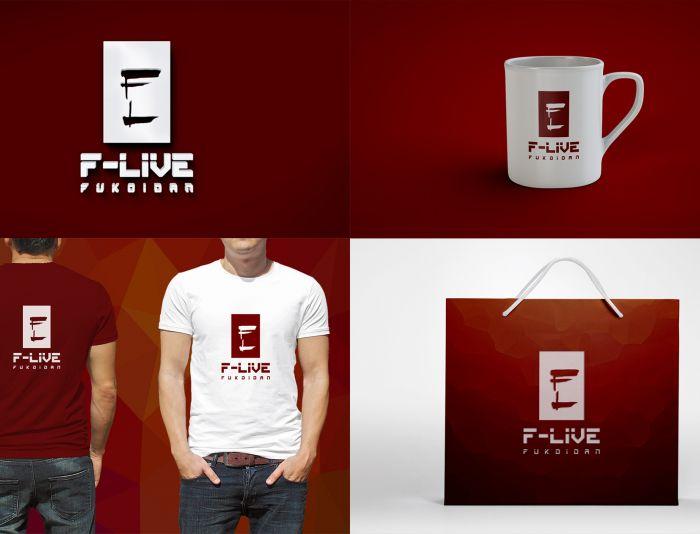 Лого и фирменный стиль для F-Live - дизайнер markosov