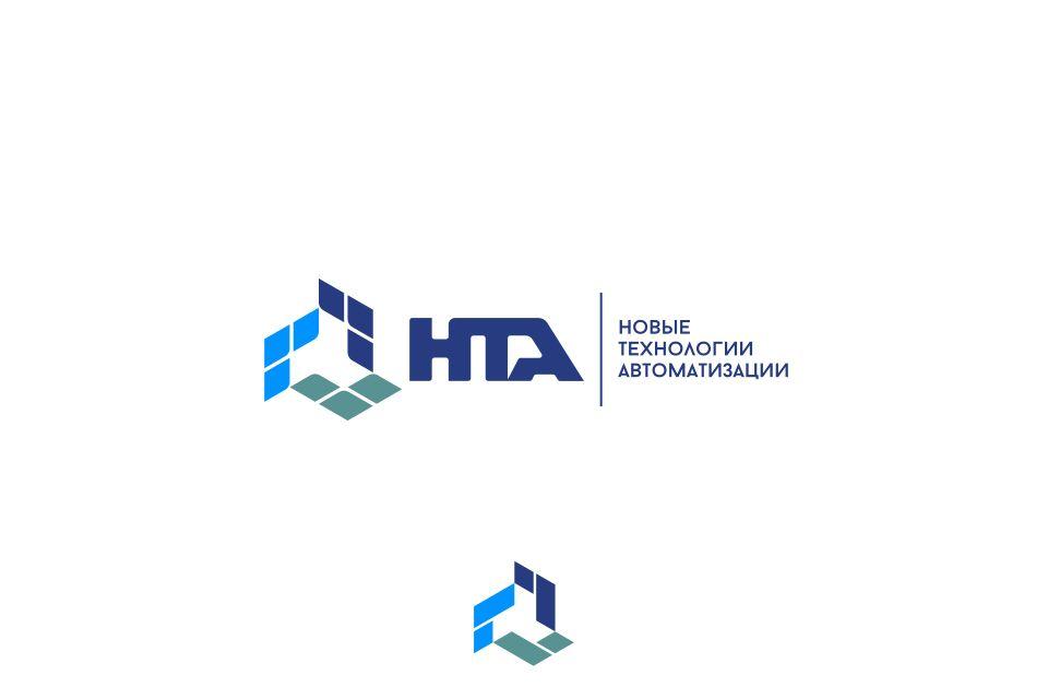 Логотип для НТА - дизайнер grotesk