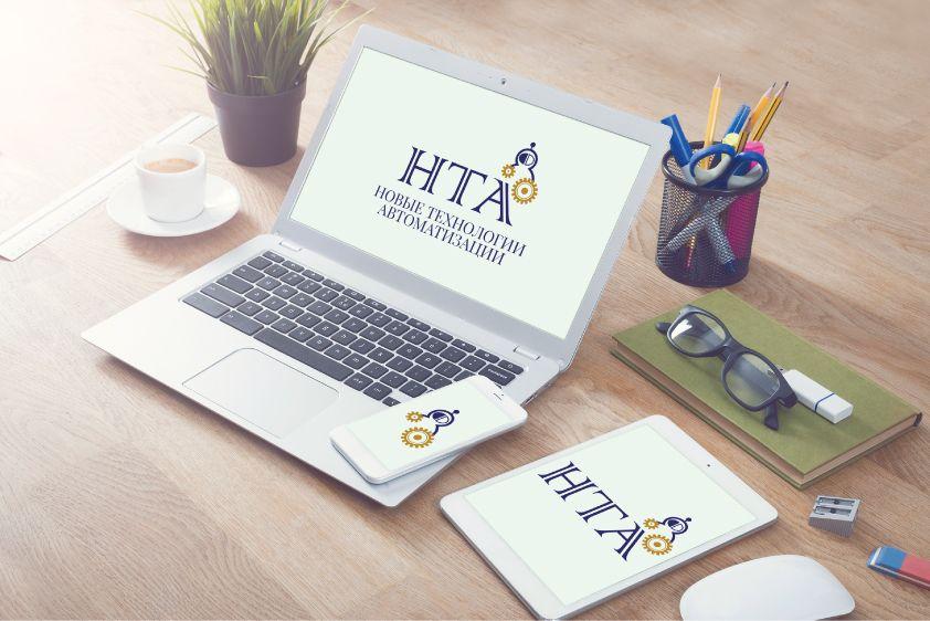 Логотип для НТА - дизайнер Chistyakova