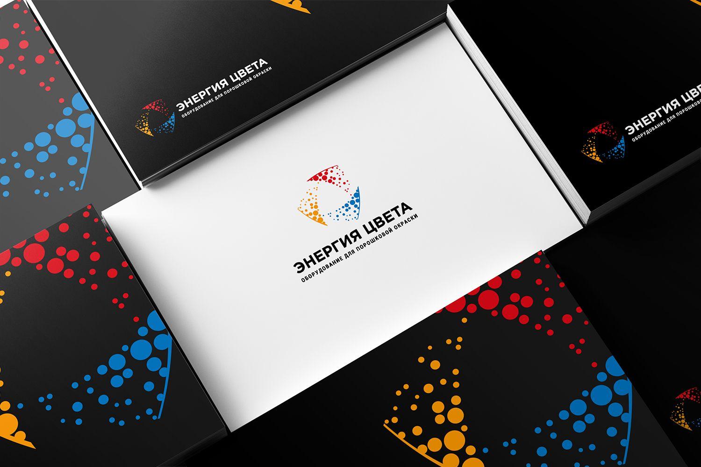 Лого и фирменный стиль для Энергия цвета - дизайнер mz777