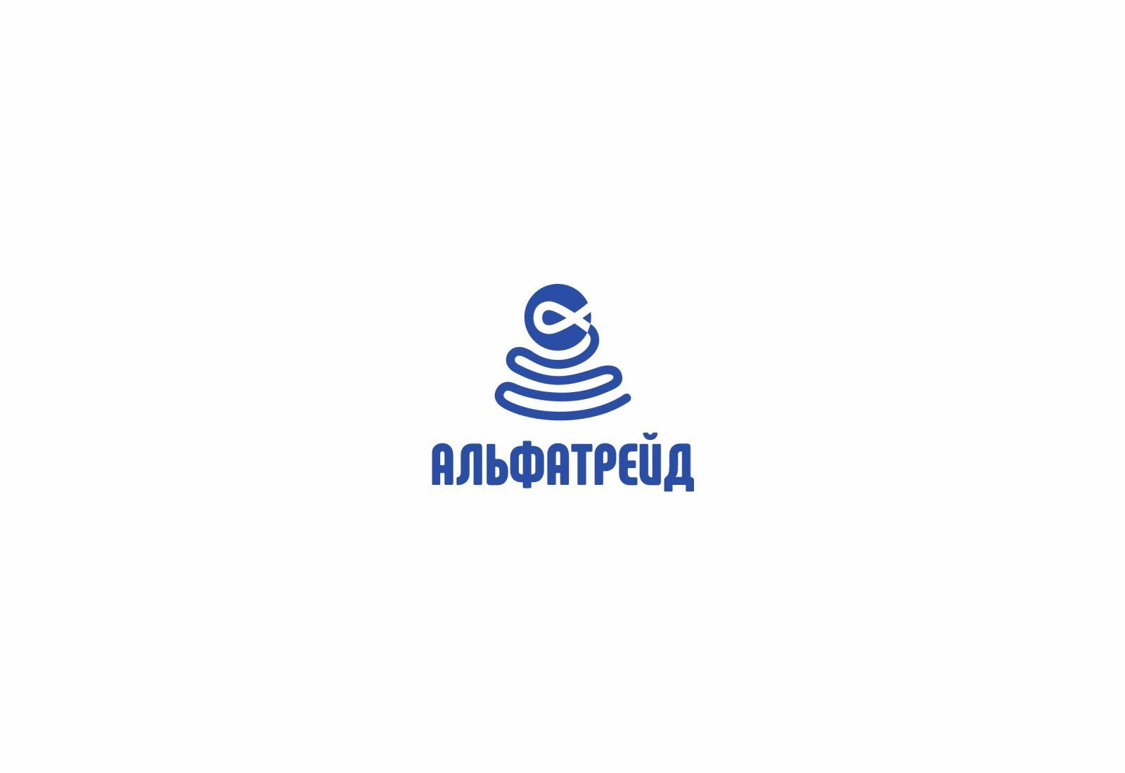Логотип для АльфаТрейд - дизайнер sasha-plus