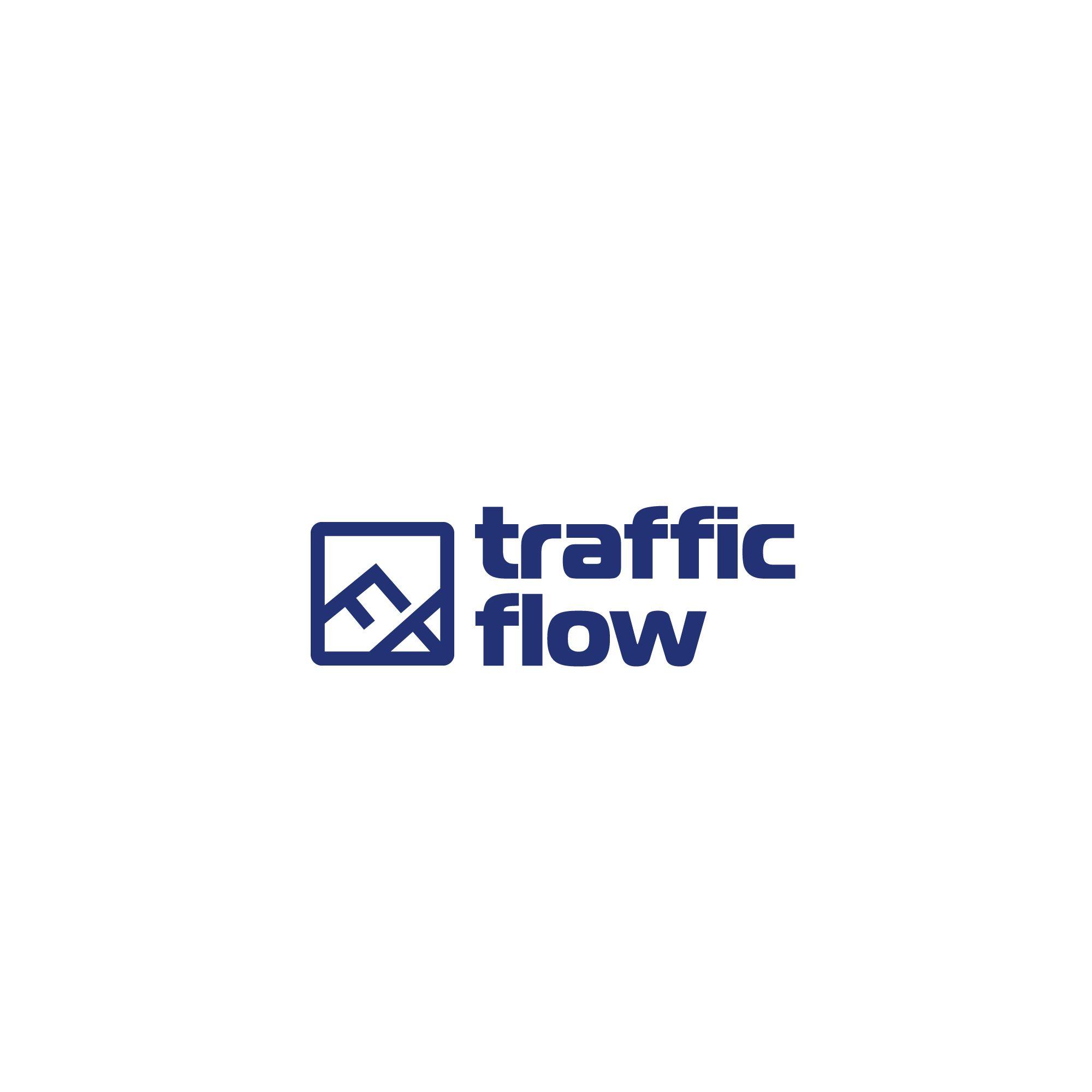 Лого и фирменный стиль для Traffic Flow - дизайнер SmolinDenis
