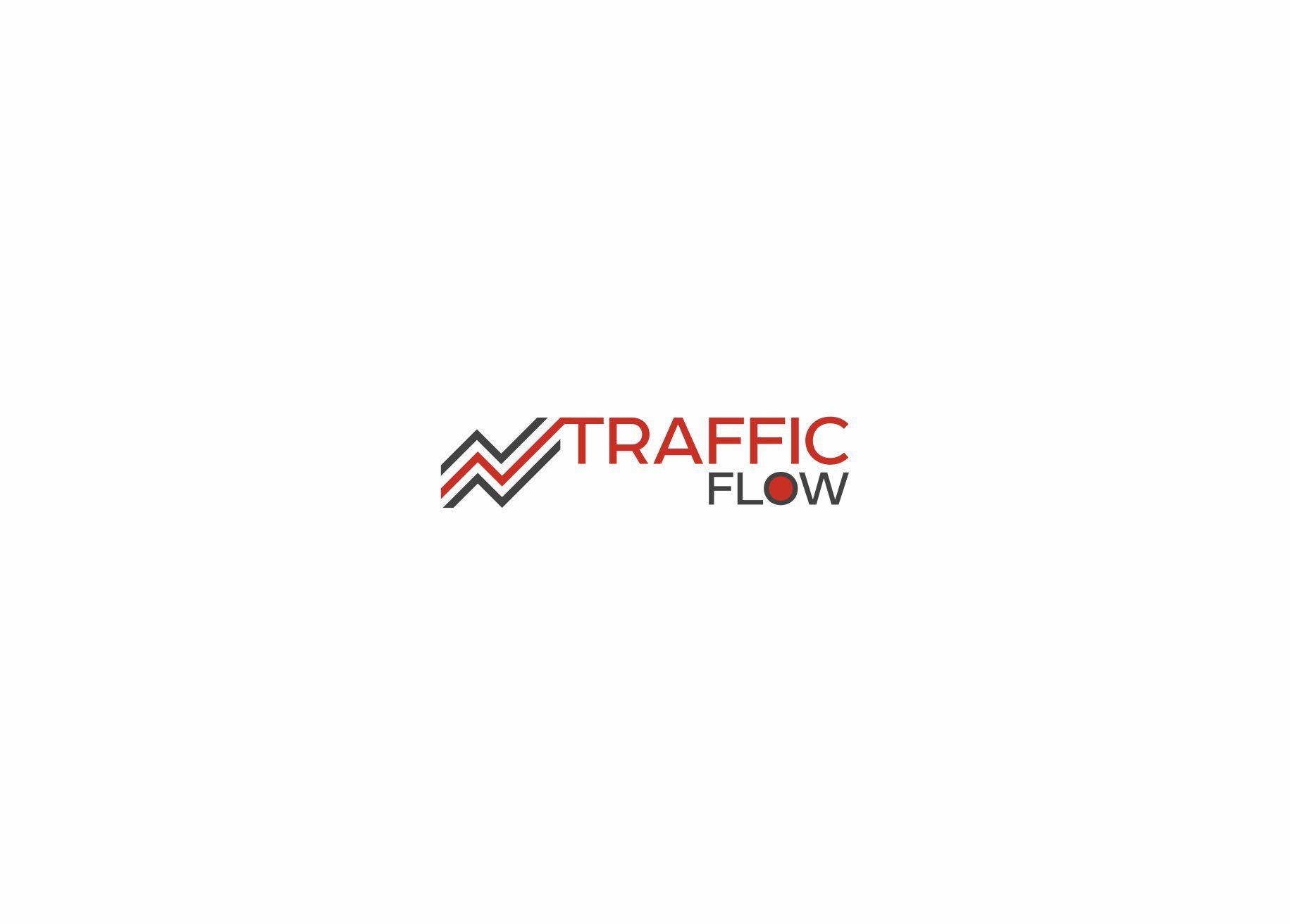 Лого и фирменный стиль для Traffic Flow - дизайнер graphin4ik