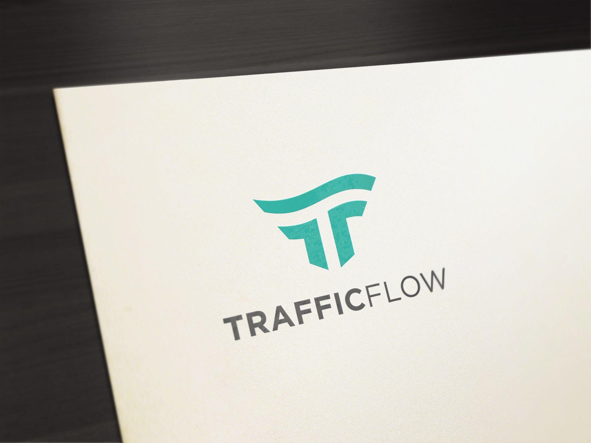 Лого и фирменный стиль для Traffic Flow - дизайнер ironbrands