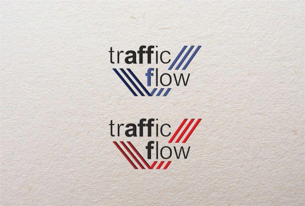 Лого и фирменный стиль для Traffic Flow - дизайнер natmis