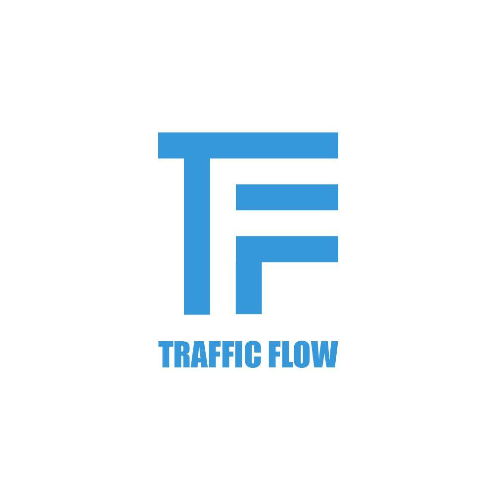 Лого и фирменный стиль для Traffic Flow - дизайнер randomdealer