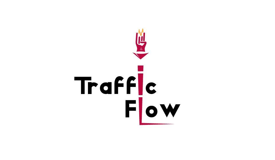 Лого и фирменный стиль для Traffic Flow - дизайнер Agoi