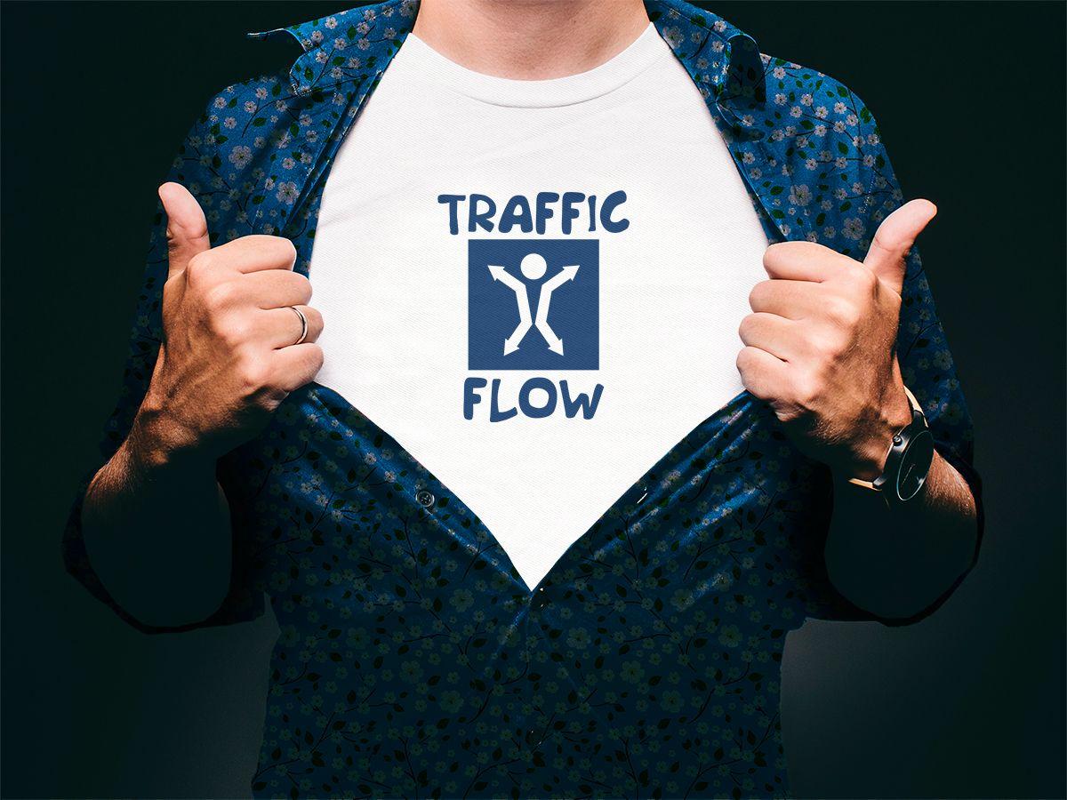 Лого и фирменный стиль для Traffic Flow - дизайнер ilim1973