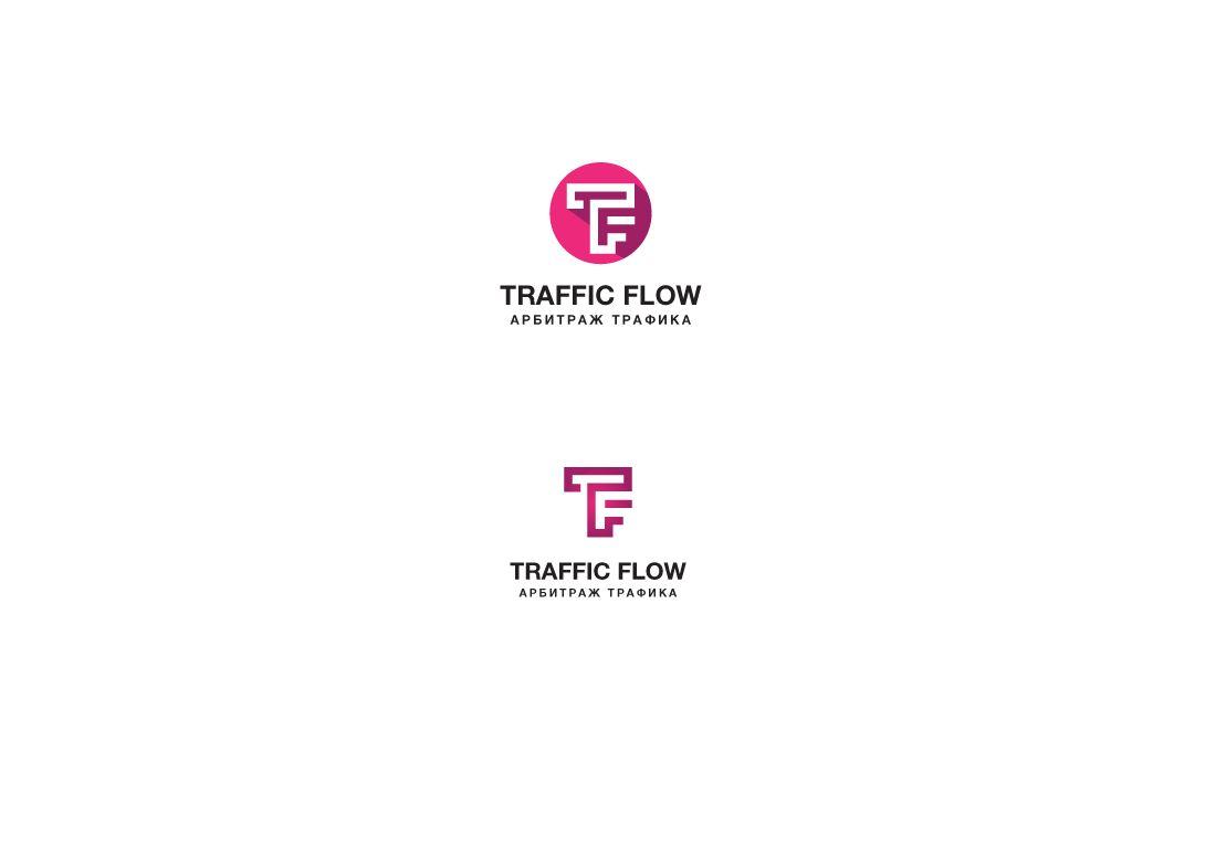 Лого и фирменный стиль для Traffic Flow - дизайнер peps-65