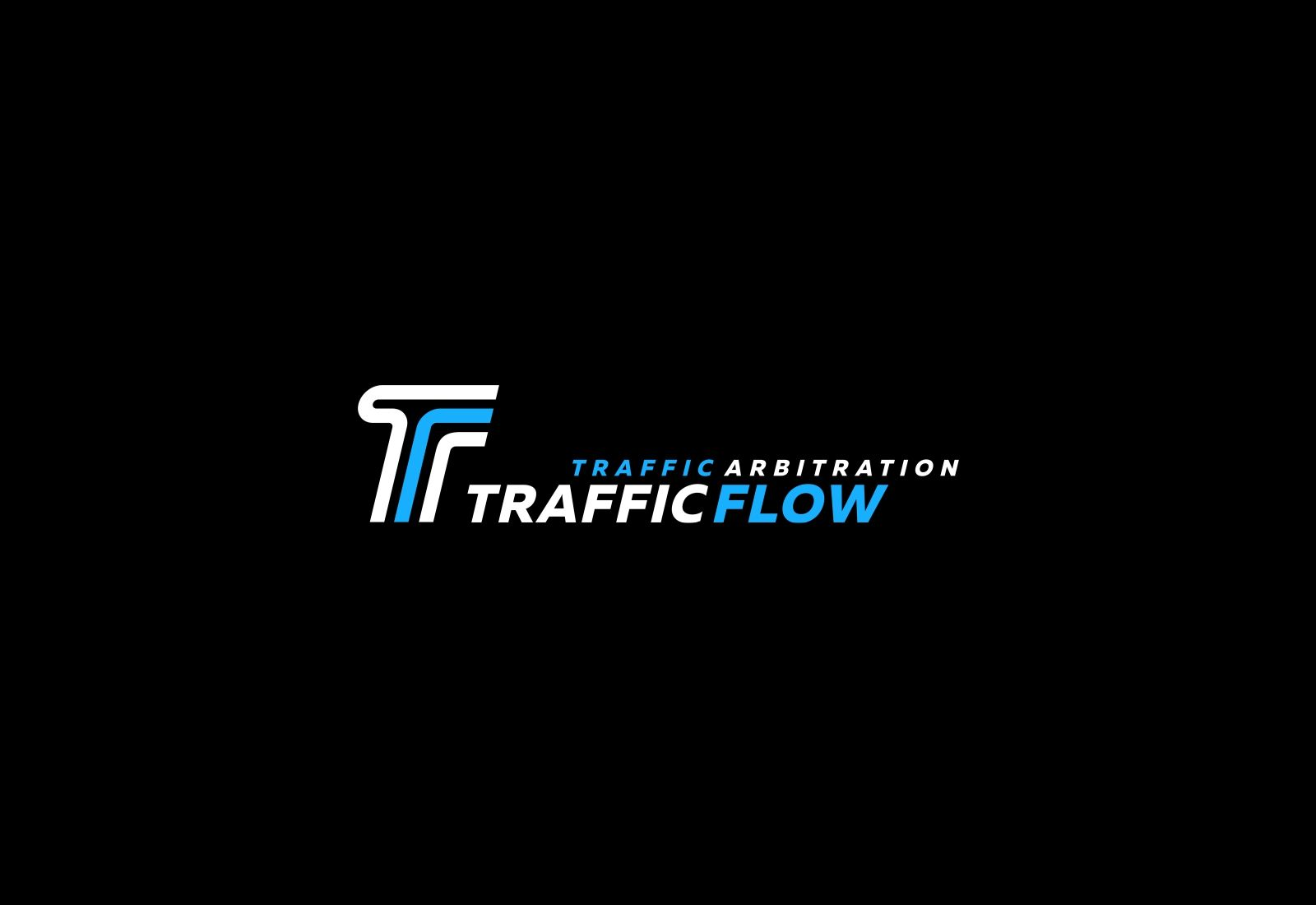 Лого и фирменный стиль для Traffic Flow - дизайнер sasha-plus